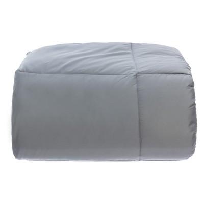 Temperature Regulating Comforter (King)Gray - Outlast