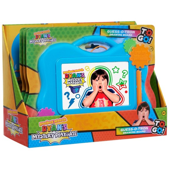 Ryan's World Mystery Playdate Guess-O-Tron Drawing Board image number null