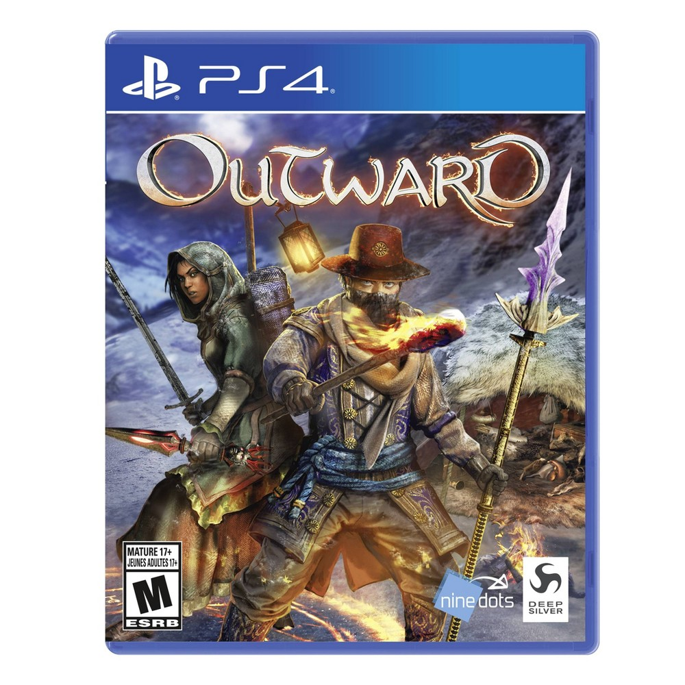 Outward - PlayStation 4, Video Games