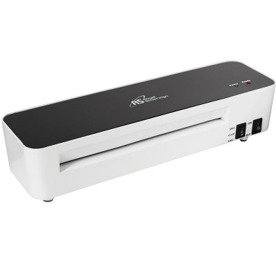 """Royal Sovereign Thermal & Cold Laminator 9.06"""" Width Black/White (IL-926W)"""