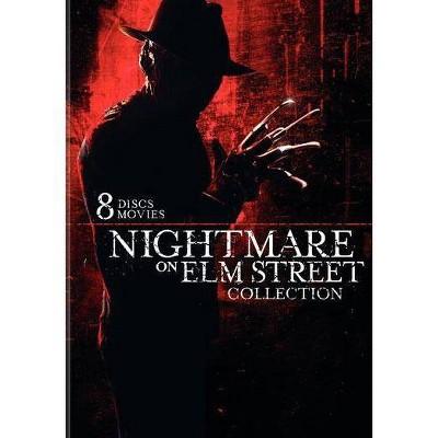 Nightmare on Elm Street Collection (DVD)(2010)