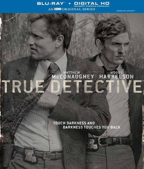 True Detective: The Complete First Season (3 Discs) (Includes Digital Copy) (Blu-ray) (W) (Widescreen) - image 1 of 1