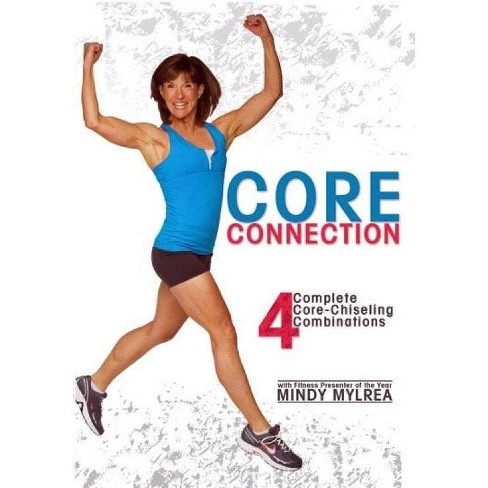 Mindy Mylrea: Core Connection 4 Core Chiseling Combos (DVD) - image 1 of 1