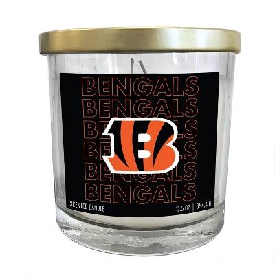 NFL Cincinnati Bengals Echo Team Candle