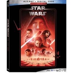 Star Wars: The Last Jedi (Blu-Ray + Digital)