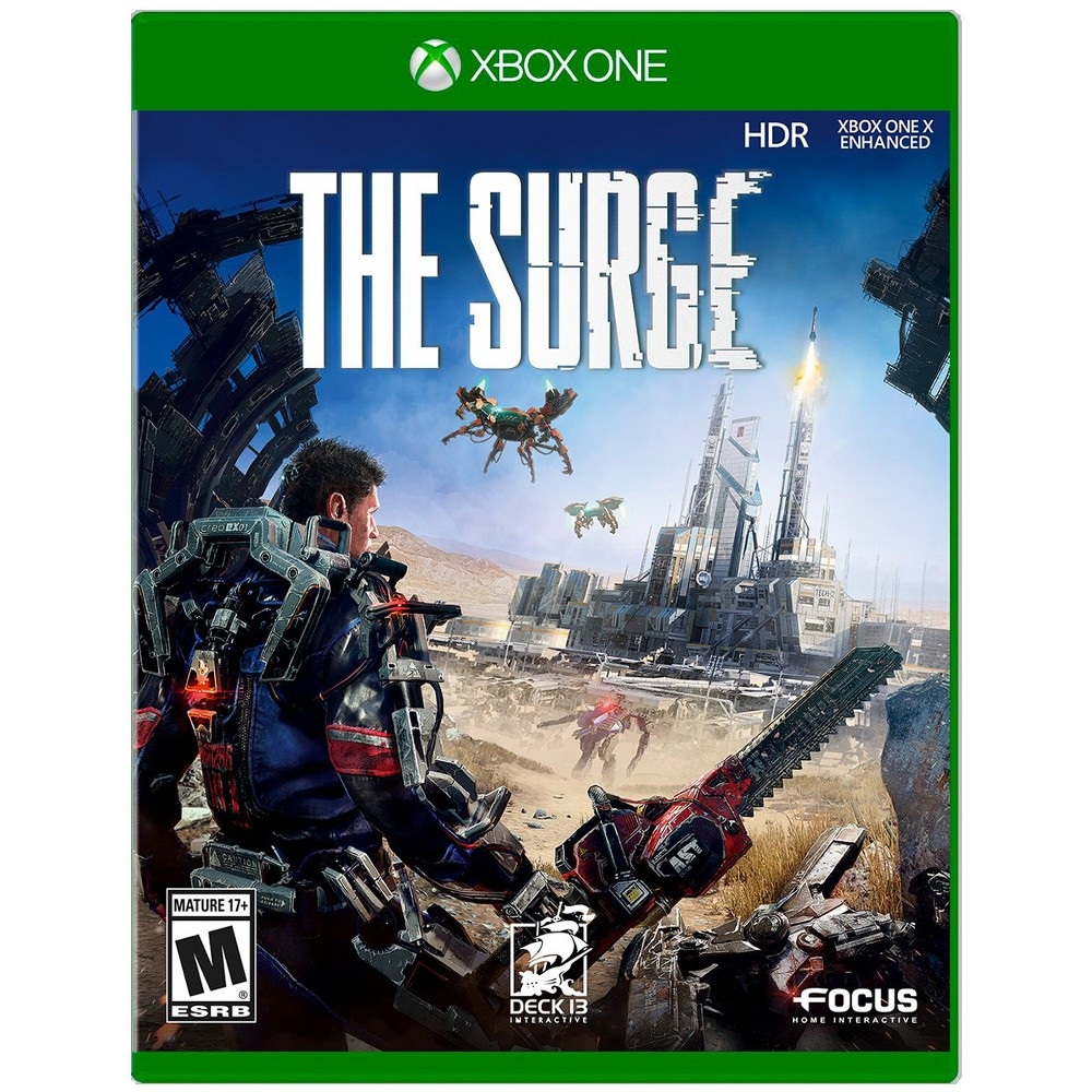 The Surge - Xbox One, Video Games