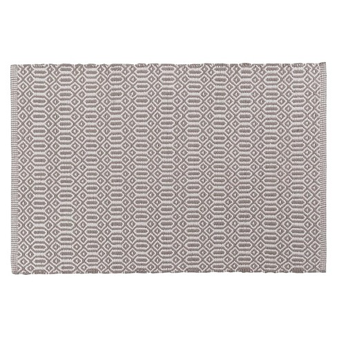 Gray Bazaar Kitchen Floor Mat : Target