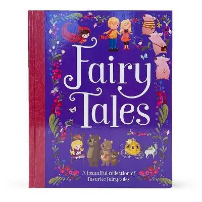 Fairy Tales - (Hardcover Storybook Treasury) (Hardcover)