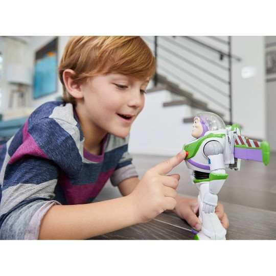 Disney Pixar Toy Story Ultimate Walking Buzz Lightyear image number null