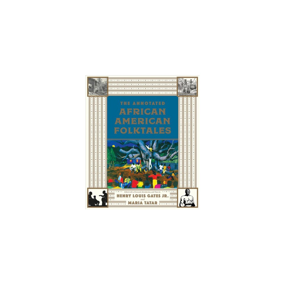Annotated African American Folktales - (Annotated Books) (Hardcover)