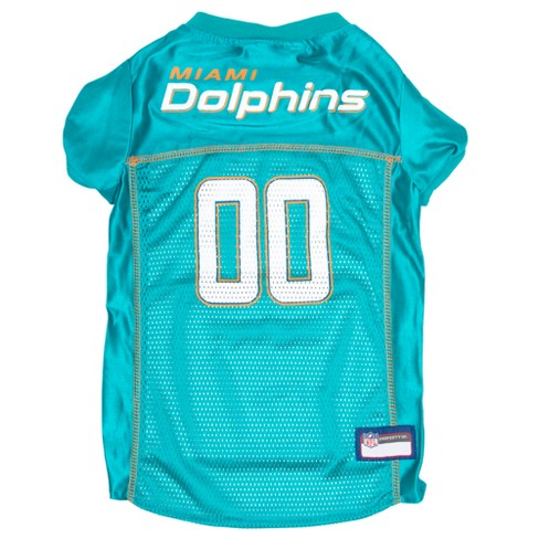 3b1e1f541b6 NFL Pets First Mesh Pet Football Jersey - Miami Dolphins : Target