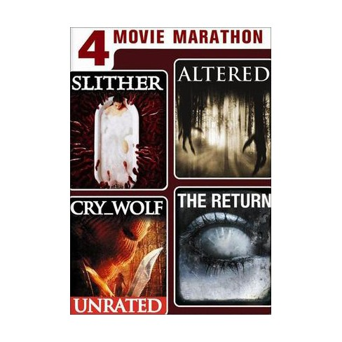 4 Movie Marathon: Horror Collection [2 Discs] - image 1 of 1