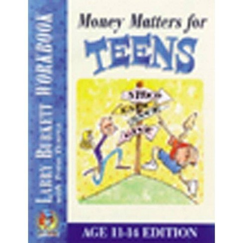 Money Matters Workbook for Teens (Ages 11-14) - by  Larry Burkett (Paperback) - image 1 of 1