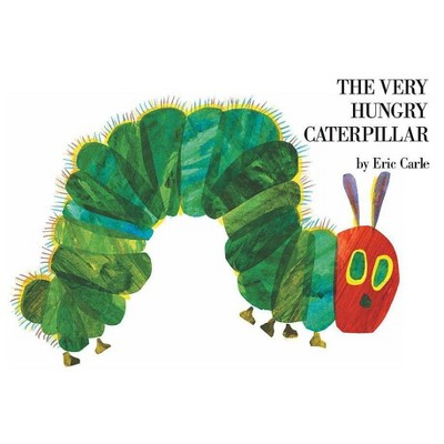The Very Hungry Caterpillar - (Rise and Shine) by  National Geographic Learning (Hardcover)