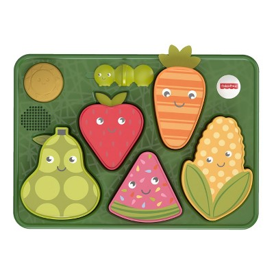 Fisher-Price Tiny Garden Sort and Garden Puzzle