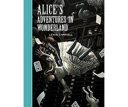 Alice's Adventures in Wonderland (Unabridged) (Hardcover) (Lewis Carroll & Arthur Pober) - image 1 of 1