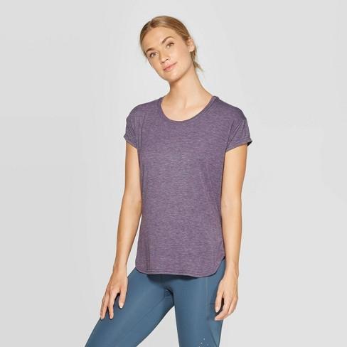 Women's Short Sleeve Pindot T-Shirt - C9 Champion® - image 1 of 2