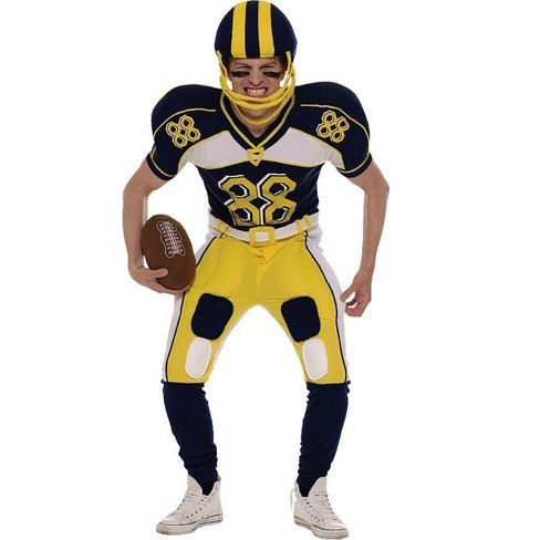 Angels Costumes American Football Player Adult Costume - image 1 of 1