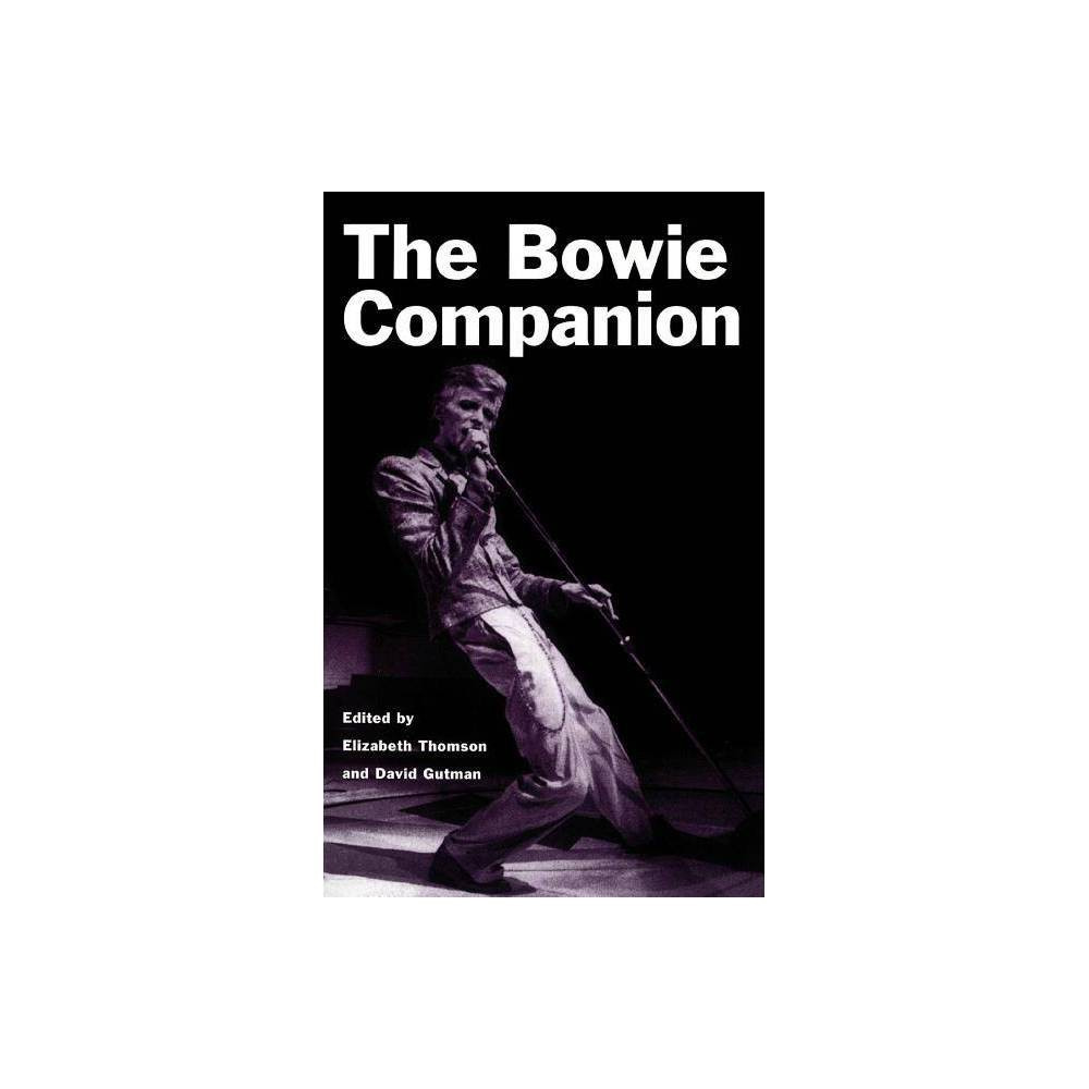 Bowie Comp Pb By Elizabeth Thomson David Gutman Paperback