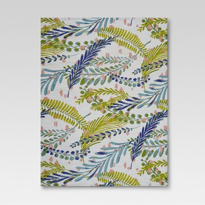 Botanical Outdoor Rug - 5'x7' - Threshold™