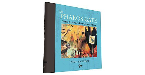 Pharos Gate : Griffin & Sabine's Missing Correspondence: Includes Removable Letters (Hardcover) (Nick - image 1 of 1