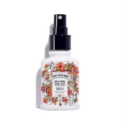 Poo~Pourri Tropical Hibiscus Air Freshener - 2 fl oz