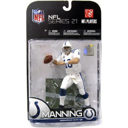 McFarlane Toys NFL Indianapolis Colts Sports Picks Series 21 Peyton Manning Action Figure [White Jersey Variant] - image 1 of 1