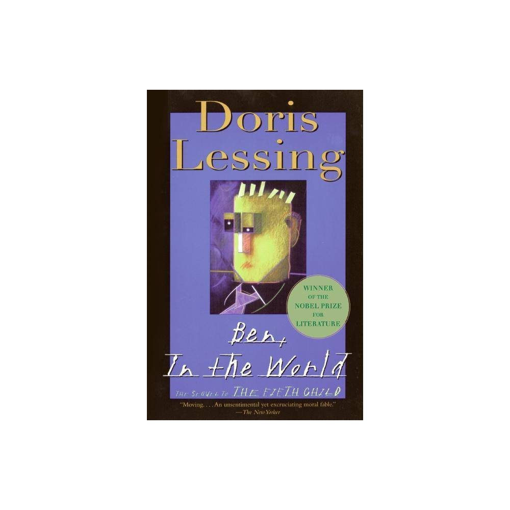Ben In The World By Doris Lessing Paperback