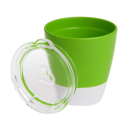 Munchkin Splash Toddler Cup with Training Lid - Green - 7oz