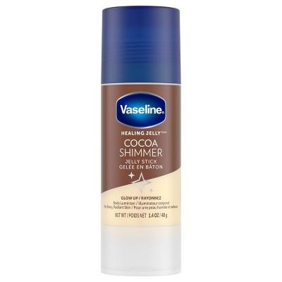 Vaseline Cocoa Shimmer Jelly Stick - 1.4oz