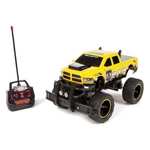 Dodge Ram 2500 Wagon Electric Remote Control Rc Truck 1 24 Scale