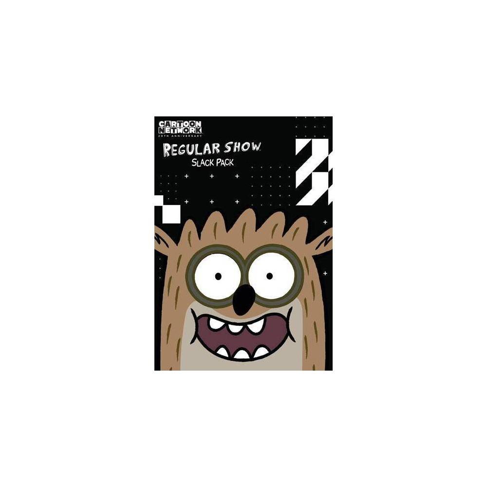 Regular Show Slack Pack Dvd 2012