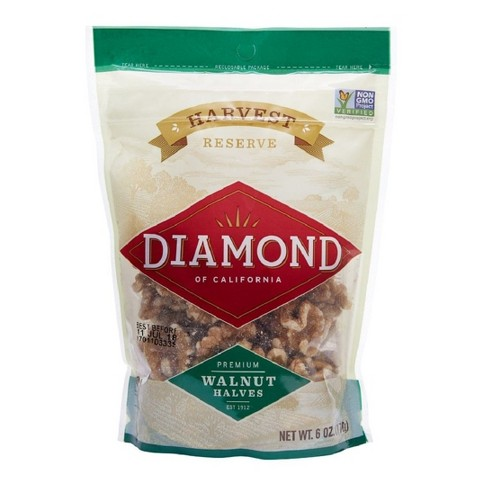Diamond Walnut Halves - 6oz - image 1 of 1