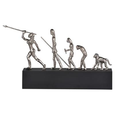 Evolution Sculpture - 3R Studios