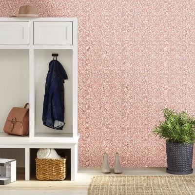 Coral Peel & Stick Wallpaper - Threshold™