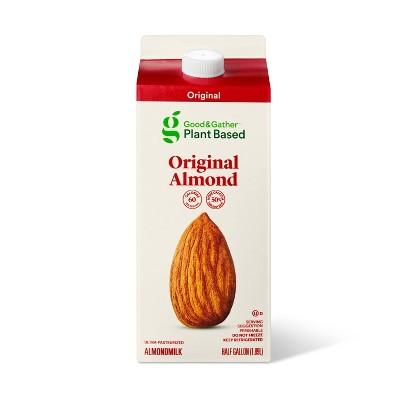 Original Almond Milk - 0.5gal - Good & Gather™
