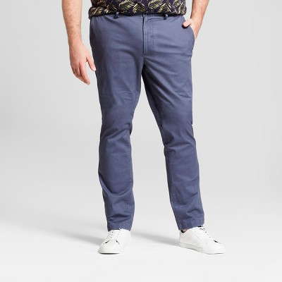 Men's Tall Slim Fit Hennepin Chino Pants - Goodfellow & Co™ Navy