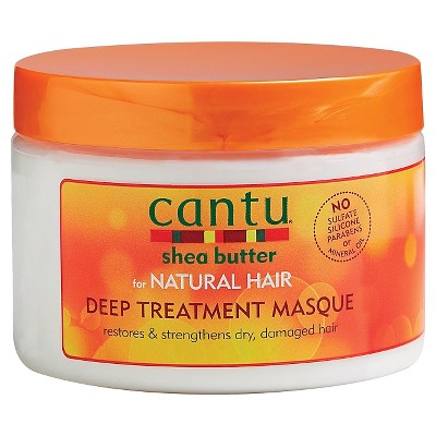 Hair Styling: Cantu Shea Butter Deep Treatment Masque