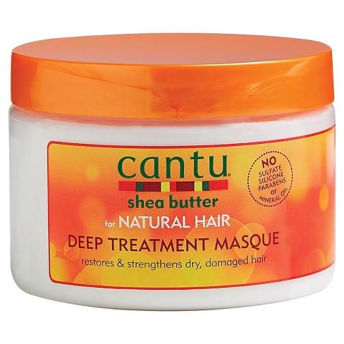 Cantu Shea Butter Deep Treatment Masque - 12 fl oz - image 1 of 3