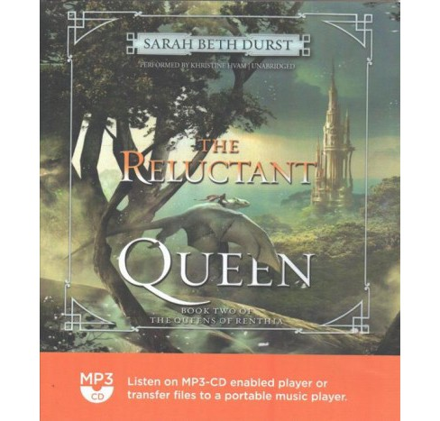 Reluctant Queen (MP3-CD) (Sarah Beth Durst) - image 1 of 1