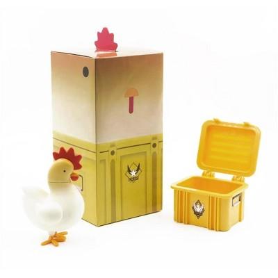 Imaginary People CS:GO Counter-Strike: Global Offensive Vinyl Chicken Figure Base Box + Digital Unlock