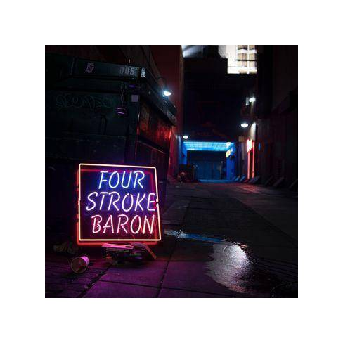 Four Stroke Baron - Planet Silver Screen (CD) - image 1 of 1