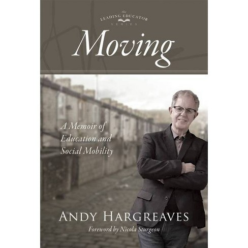 Moving - by  Andy Hargreaves (Paperback) - image 1 of 1