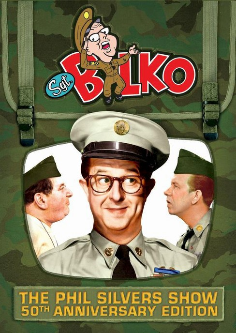 Sgt bilko:50th anniversary (DVD) - image 1 of 1
