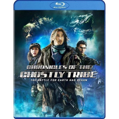 Chronicles of the Ghostly Tribe (Blu-ray) - image 1 of 1