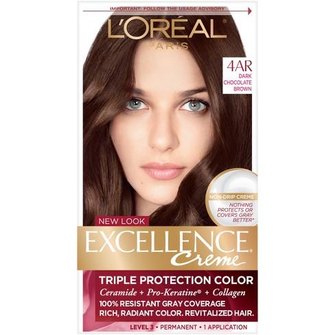 L'Oreal Paris Excellence Triple Protection Permanent Hair Color - 6.3 fl oz - image 1 of 4