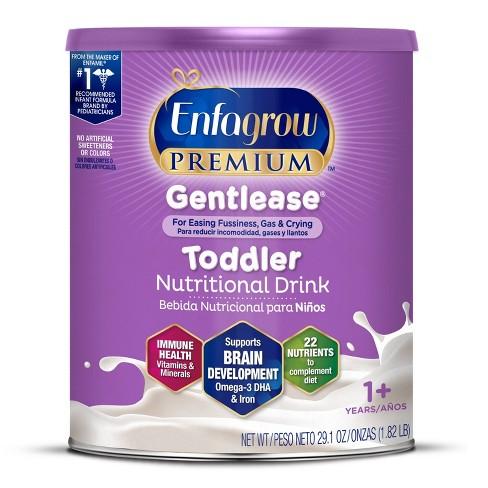 Enfagrow Gentlease Toddler Can - 29.1oz - image 1 of 4