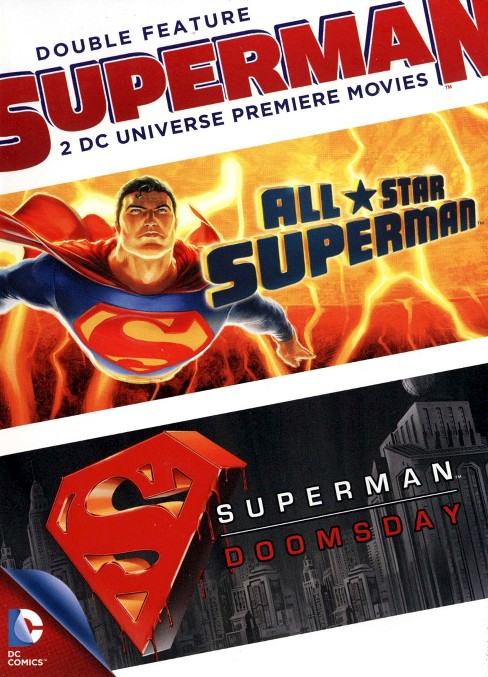Dcu superman double feature (DVD) - image 1 of 1