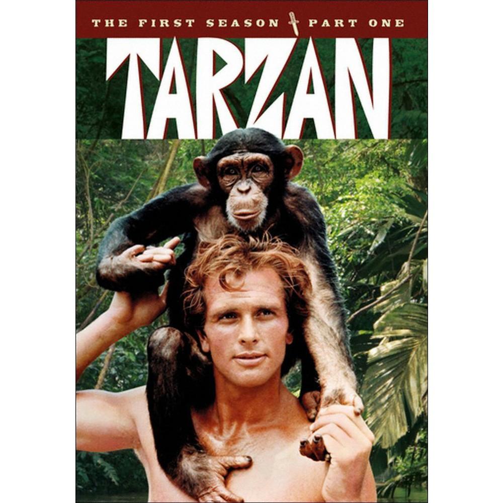 Tarzan:Season One Part One (Dvd)