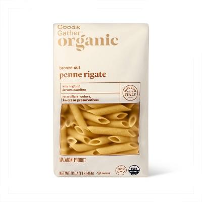 Organic Penne Rigate - 16oz - Good & Gather™